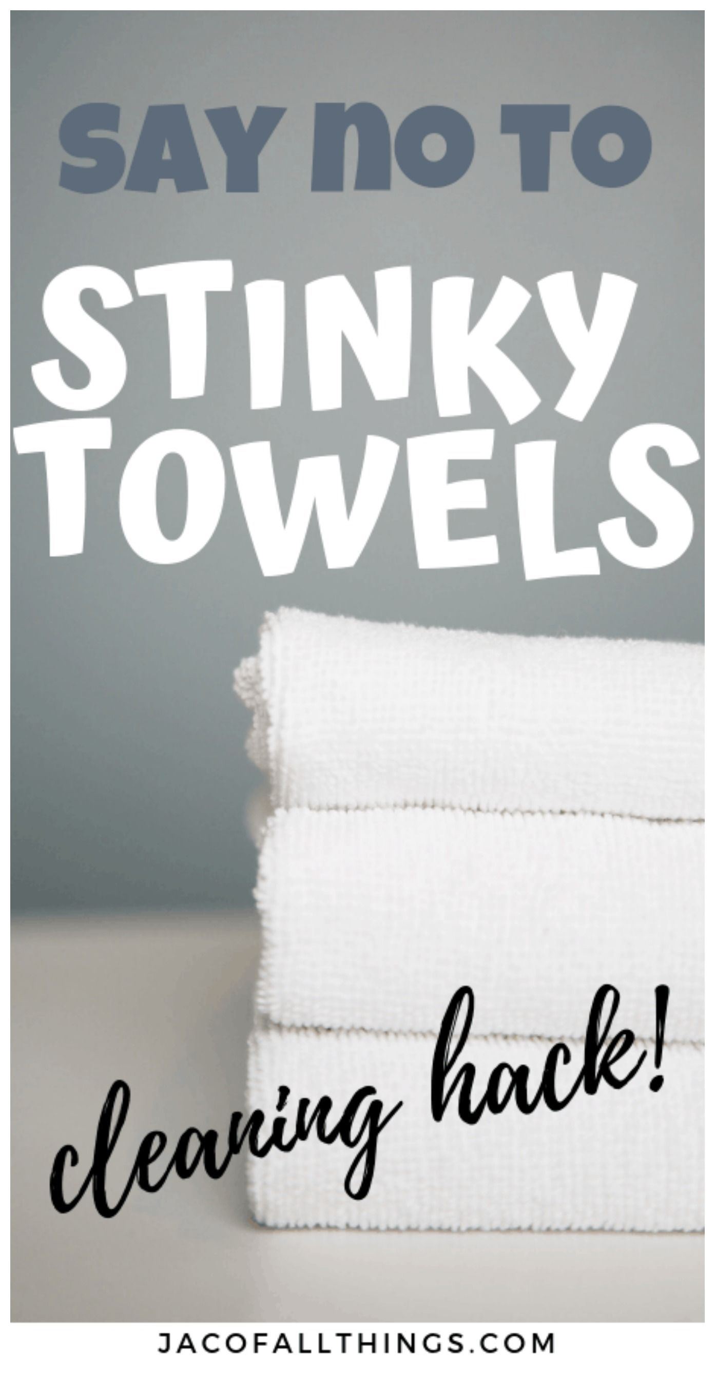 How to Get Mildew Smell Out of Towels (With images