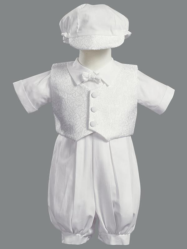 Baby Boy Communion Christening Baptism Outfit Suit Set size XS S M L XL 0-24M