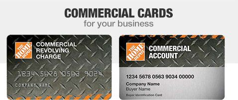 Homedepot Image Credit card offers, Home depot projects