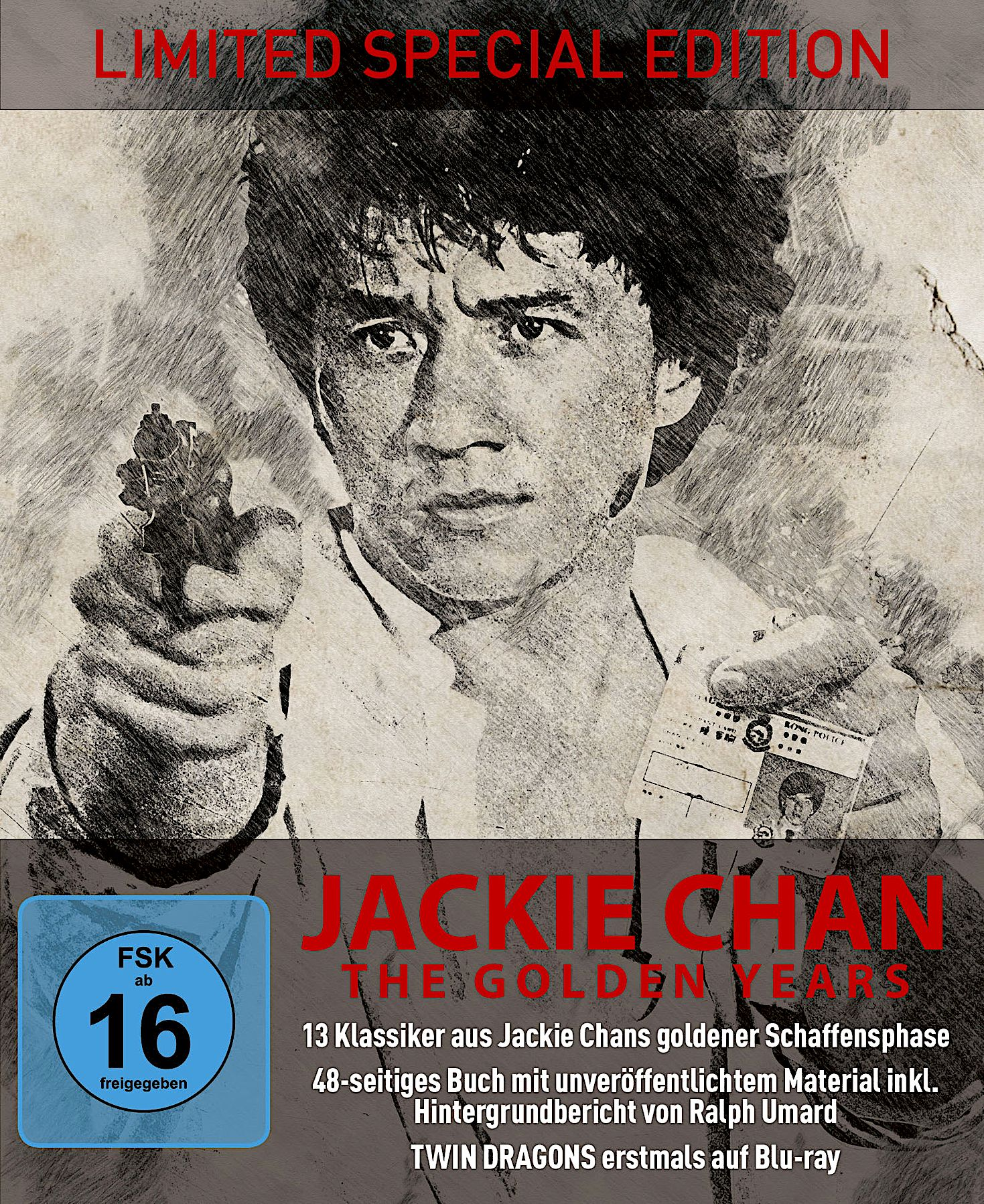 Jackie Chan The Golden Years Limited Special Edition Blu Ray Set Germany Splendid Film Jackie Chan The Golden Years Blu Ray
