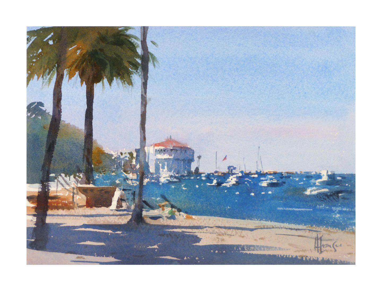 Watercolor artist magazine palm coast fl - The Watercolour Log More Paintings