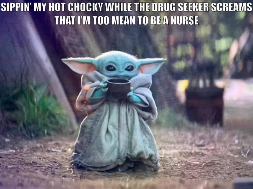 Pin By Susanna Gonzalez On Nurses Yoda Meme Yoda Funny Yoda