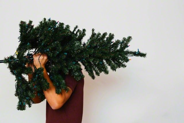 How to Recycle an Artificial Christmas Tree - How To Recycle Your Artificial Christmas Tree I'm Dreaming Of A