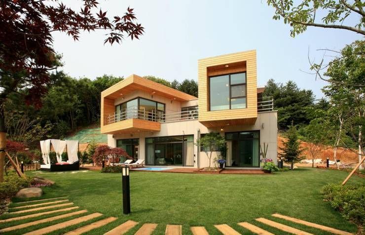 7 Chemins Modernes pour votre Jardin !! Architecture