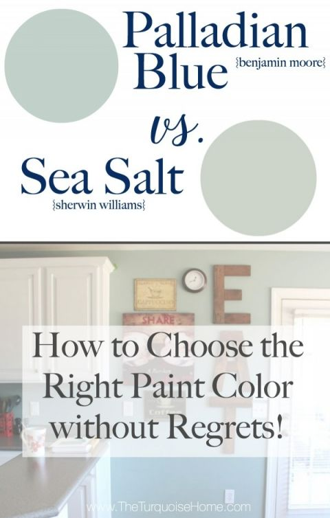How to choose the right paint color without regrets - How to pick paint colors ...