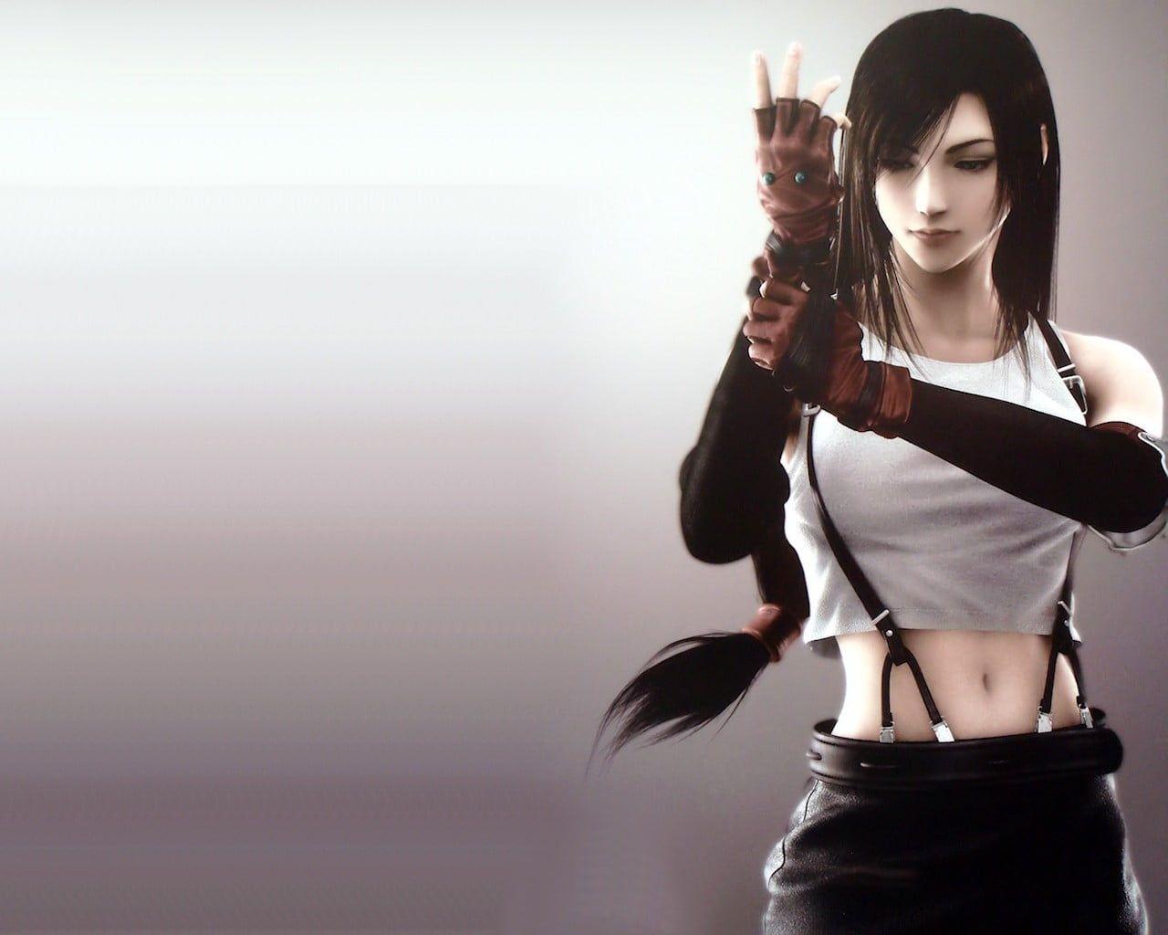 Tifa Lockhart Video Games Tifa Lockhart Final Fantasy Vii 720p