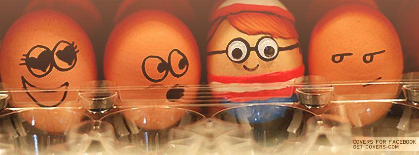 waldo egg facebook covers tela pinterest