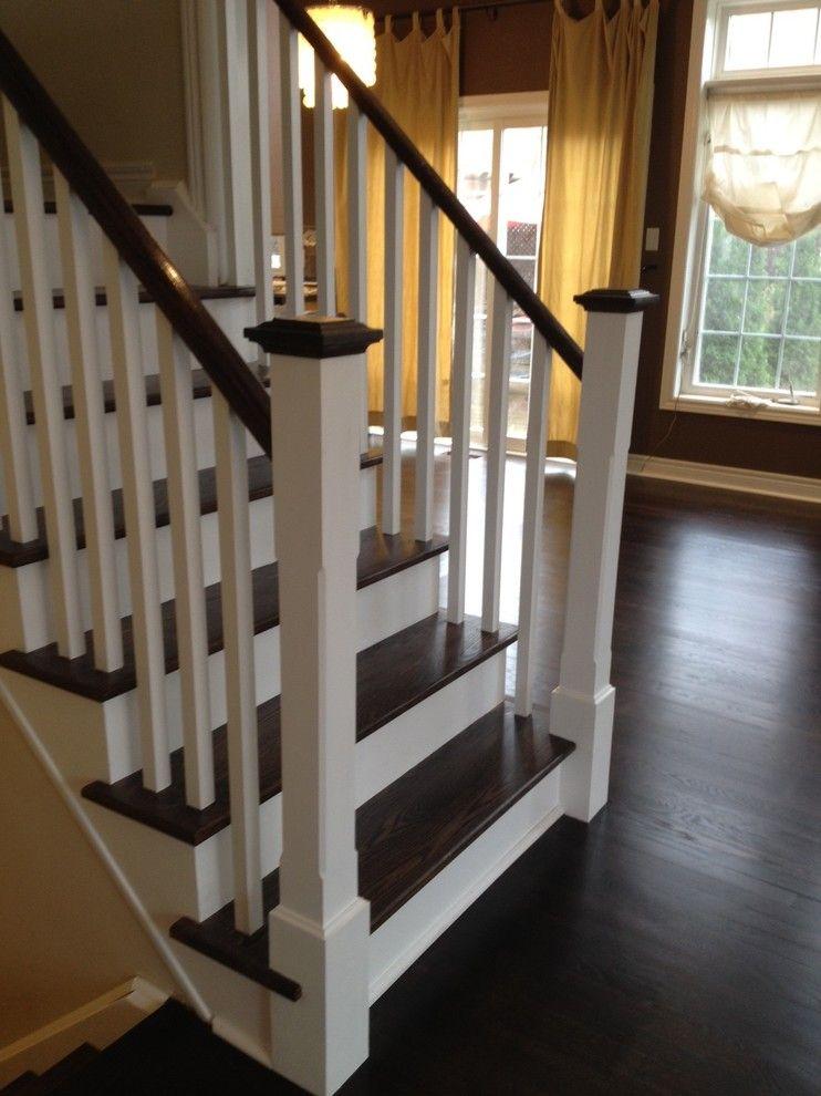 Best Image By Edson Hardwood Floors Oak Stairs Red Oak 400 x 300