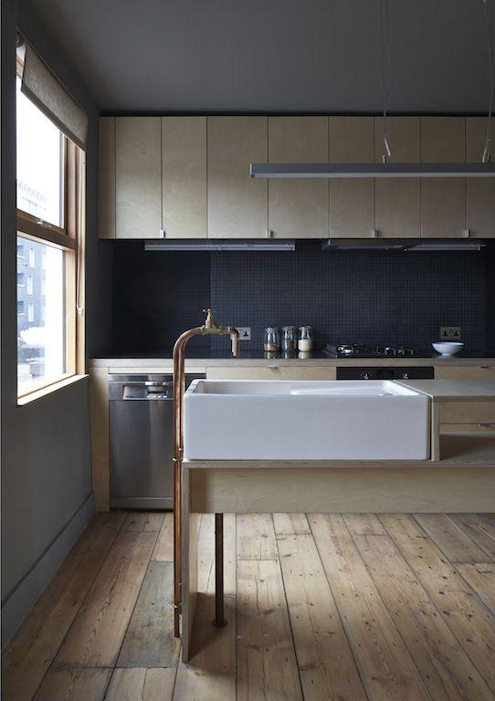 Ironmongers\u0027 Quarters - Flat 1 Jonathan Tuckey Design, Hackney