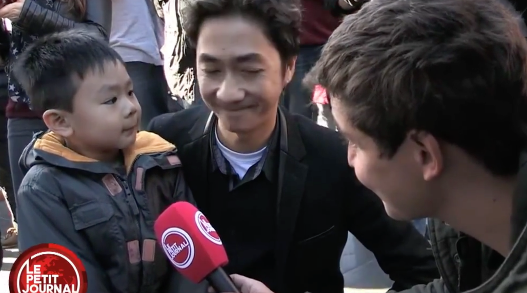 Father And Son Discussing The Paris Attacks Will Melt Your