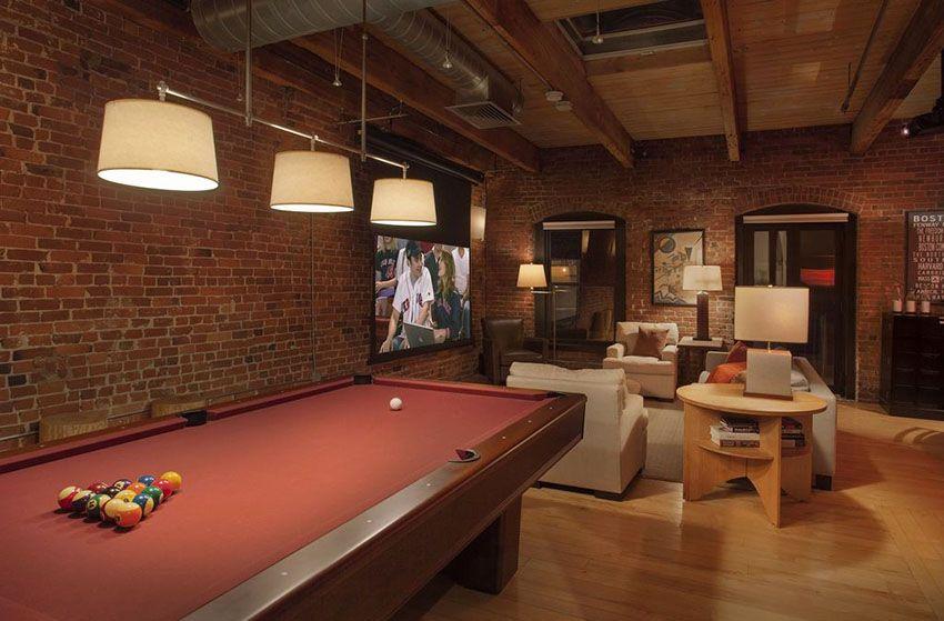 Loft Ideas Upstairs Bar