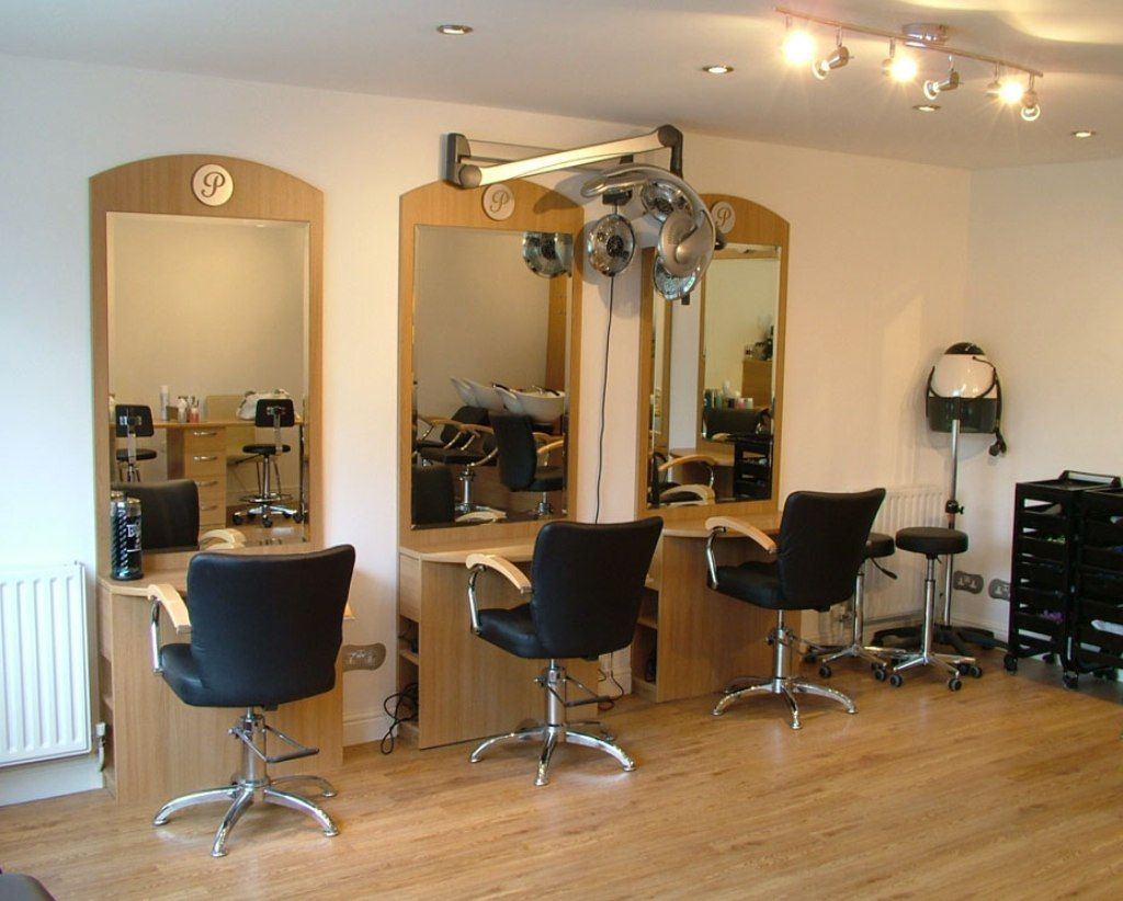Themes and Styles of Hair Salon Interior Design Ideas Minimalist ...