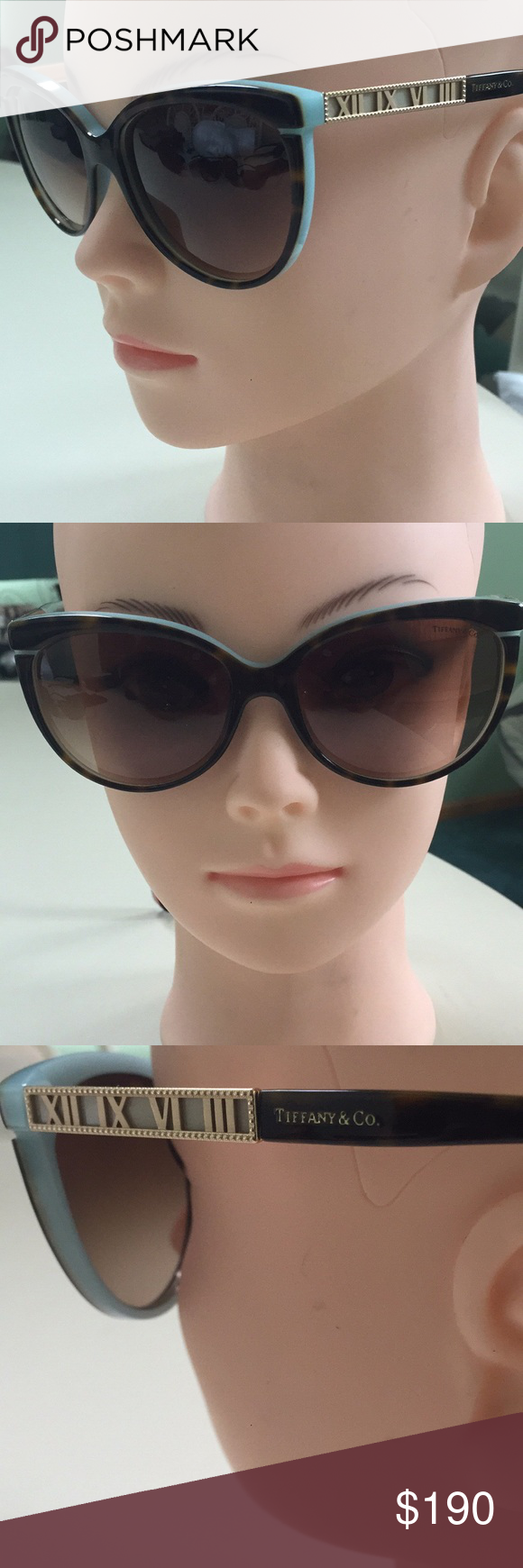 07230d8c731d Tiffany   Co. Sunglasses Great condition Tiffany   Co. Accessories ...