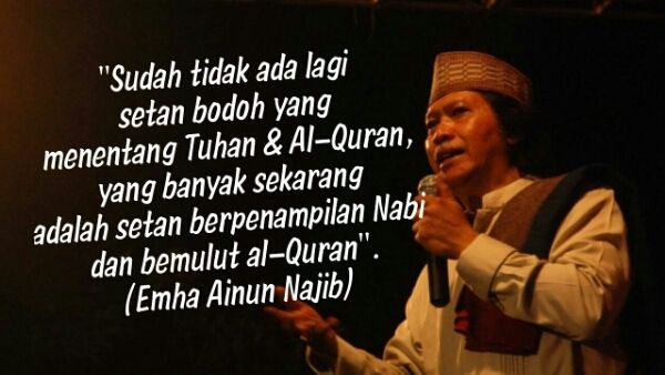 20160518_061647.jpg (600×338) | Emha Ainun Najib - Caknun - Mbah ...