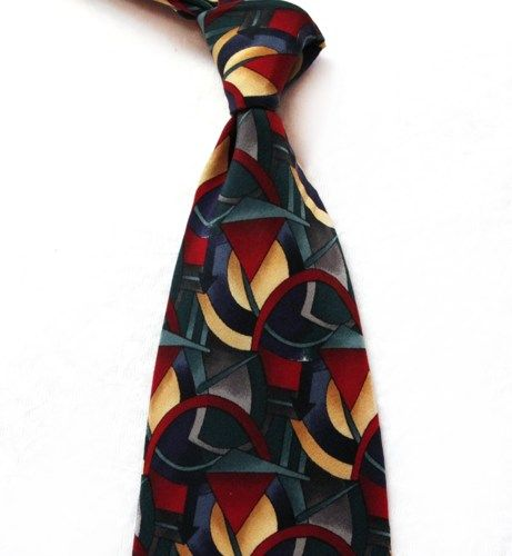 Clockworks Collection Eight Tie by J. Garcia