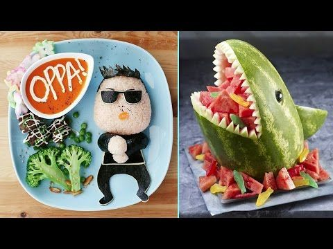 Incredible Food Art Ideas That Will Blow Your Mind