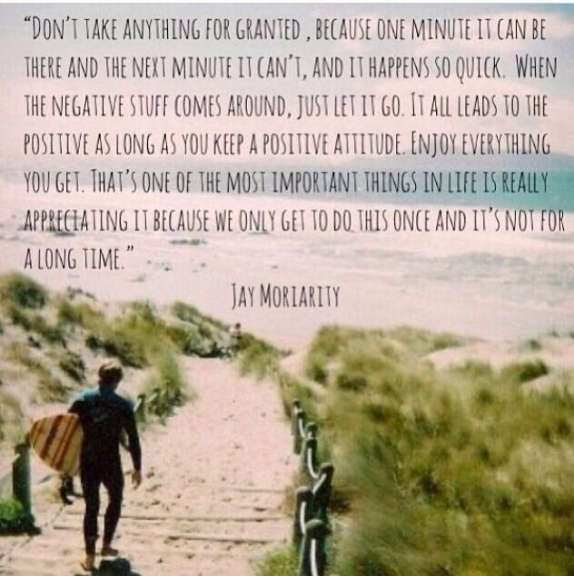 Jay Moriarity | Surfing quotes, Inspirational quotes ...