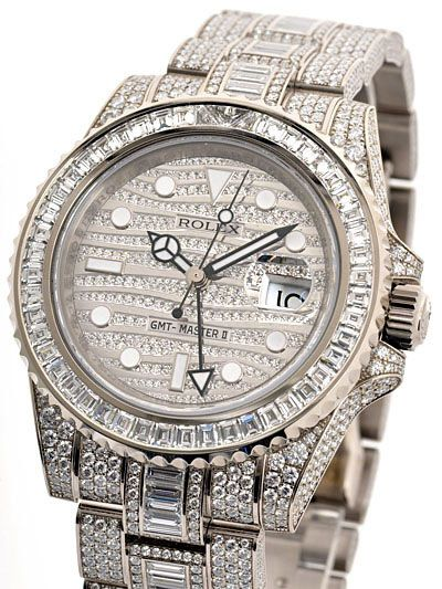 Time Is Money Diamond Crusted Rolex Tag Watch Rolex Luxury Fashion Style Fashionable Dia Rolex Diamond Watch Expensive Watches Most Expensive Rolex