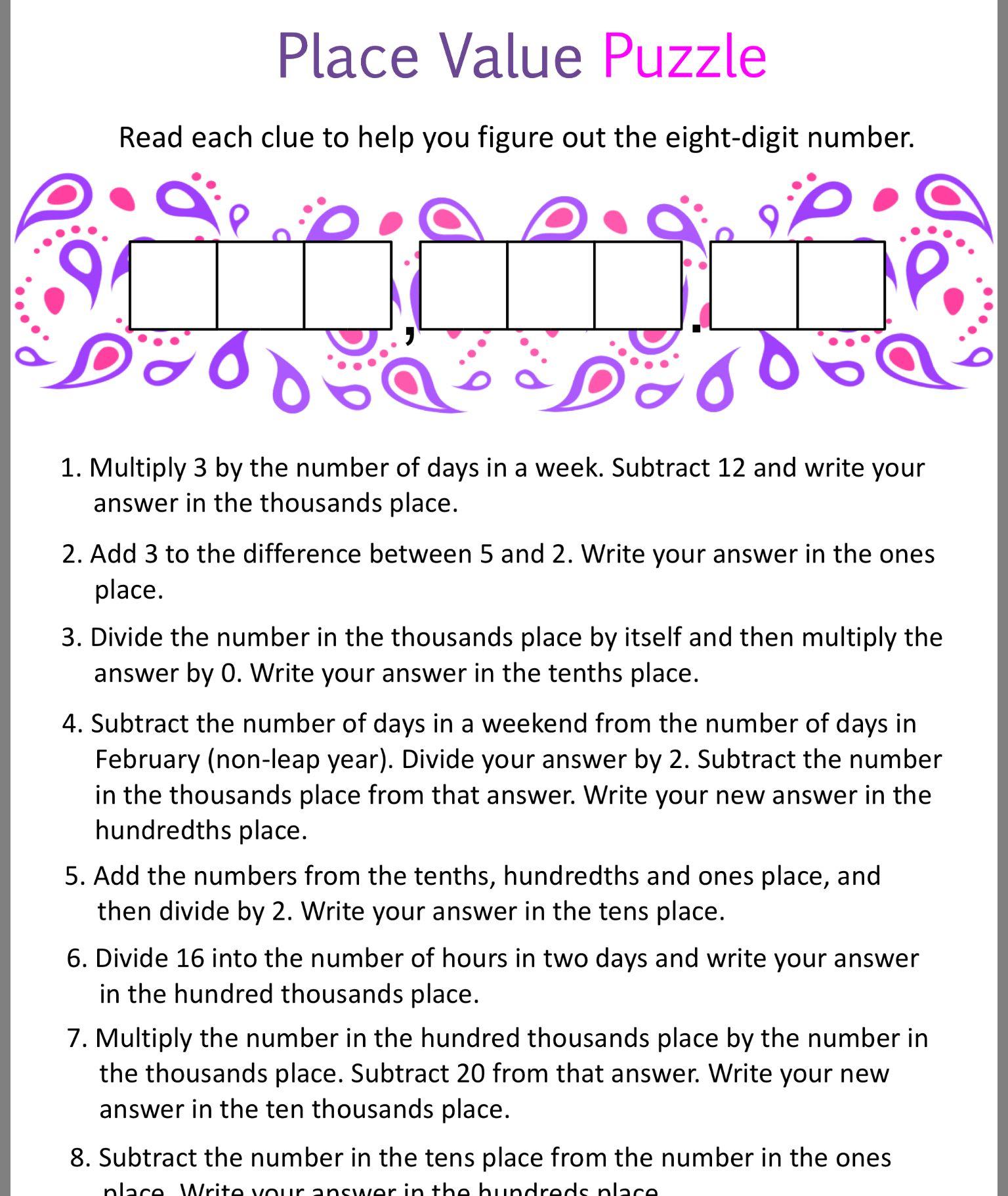 Pin By Debra Stutts On Teaching Math Ideas