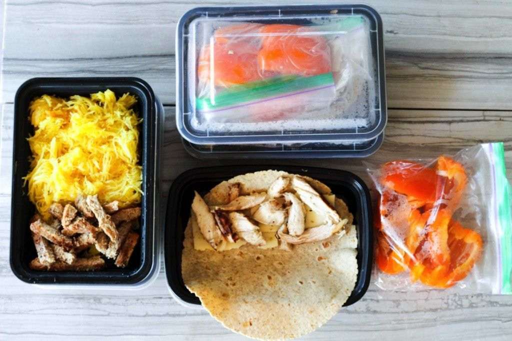 Full Week Of Healthy Meals For Two Healthy Meals Turkey And Squashes
