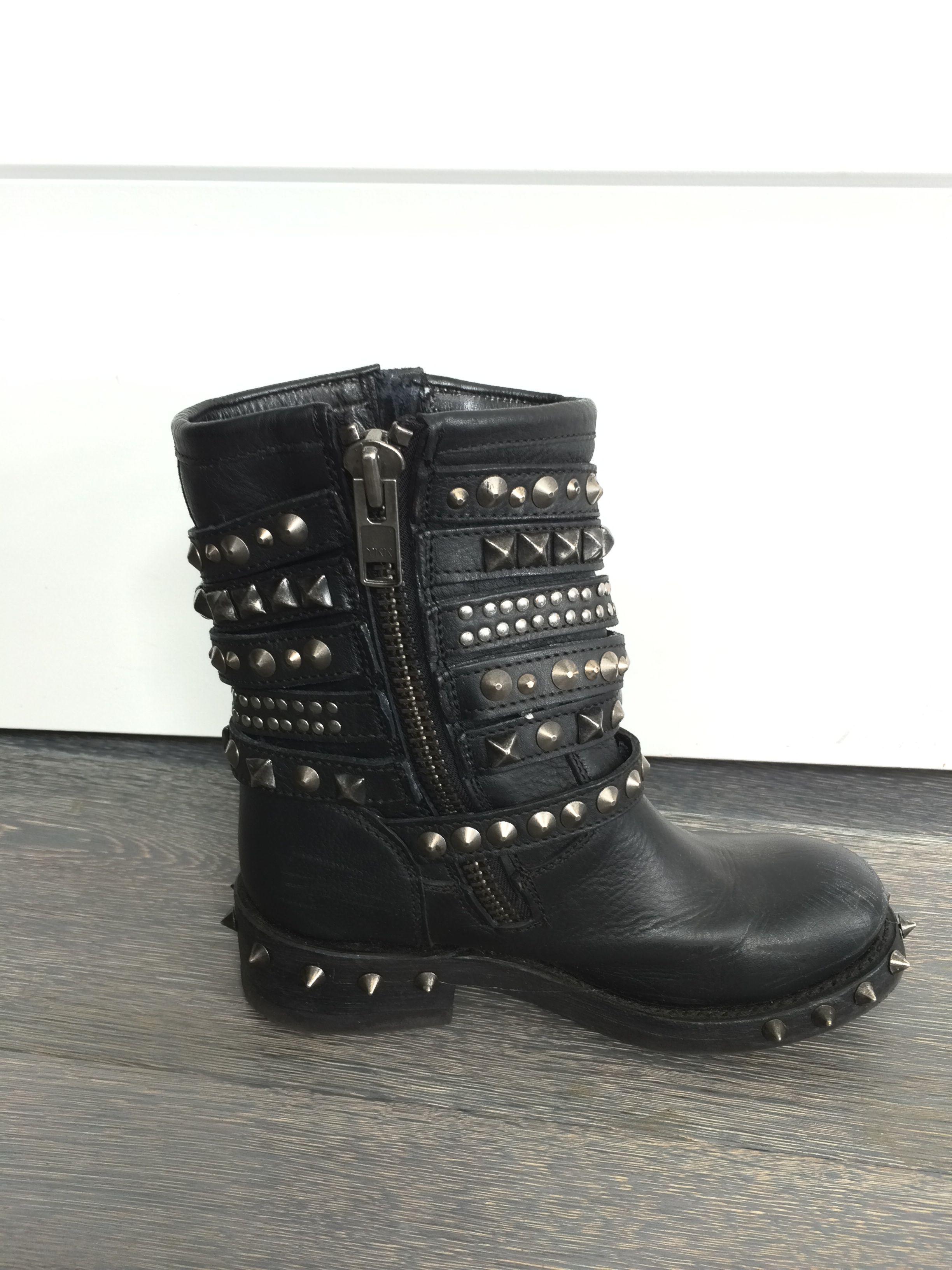 Ash boots   Ash boots, Boots, Biker boot