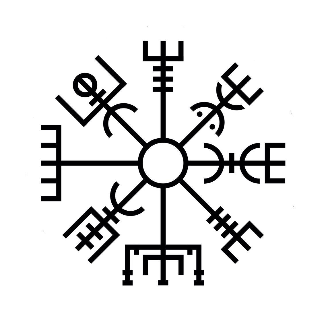 Norwegian symbols and meanings tattoos choice image symbol and vegvisir tattoos i want pinterest vikings and tattoo tattoo buycottarizona biocorpaavc