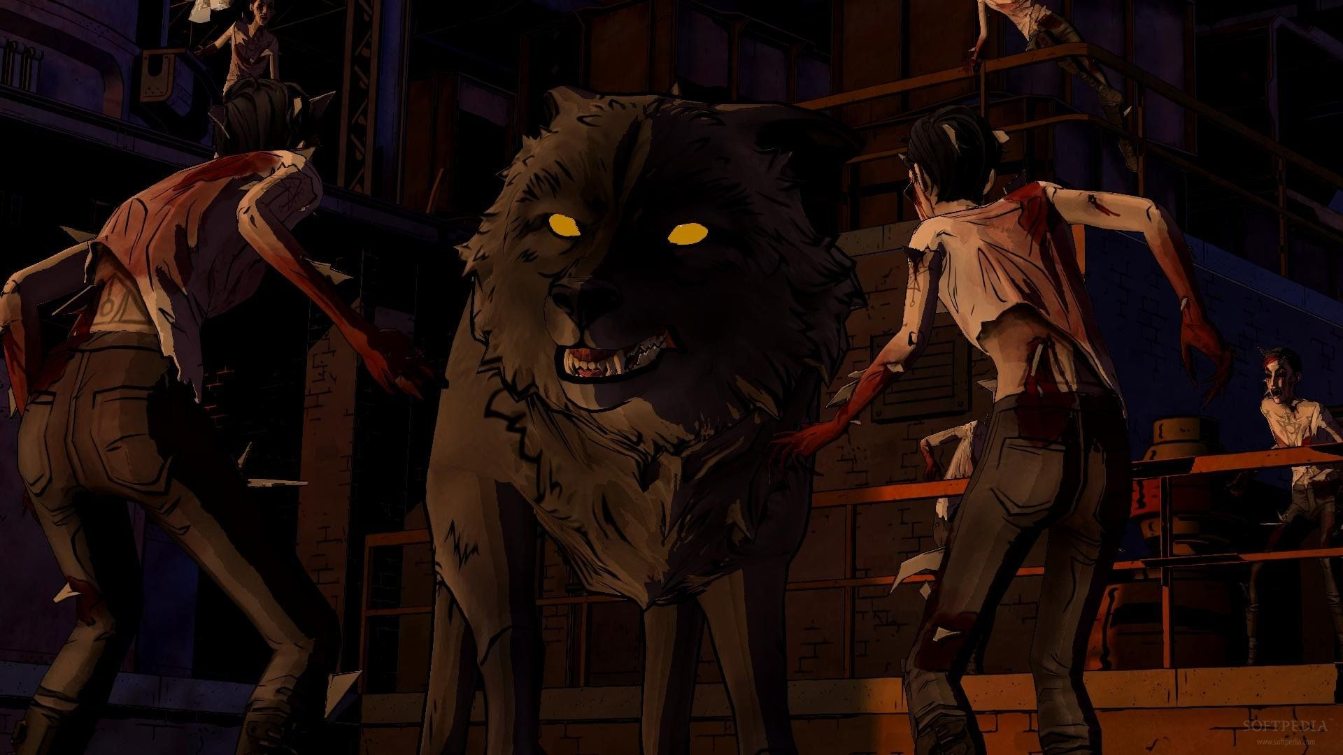 The Wolf Among Us Episode 5 Review Multi Platform The Wolf Among Us Night In The Wood Wolf