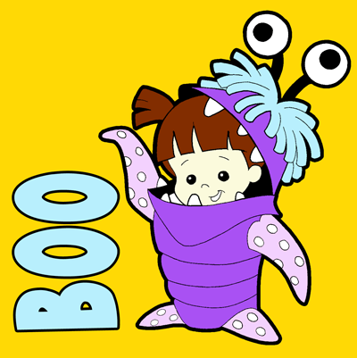 How To Draw Boo From Monsters Inc With Easy Step By Step Drawing Tutorial How To Draw Step By Step Drawing Tutorials Monsters Inc Boo Drawing Tutorial Monsters Inc