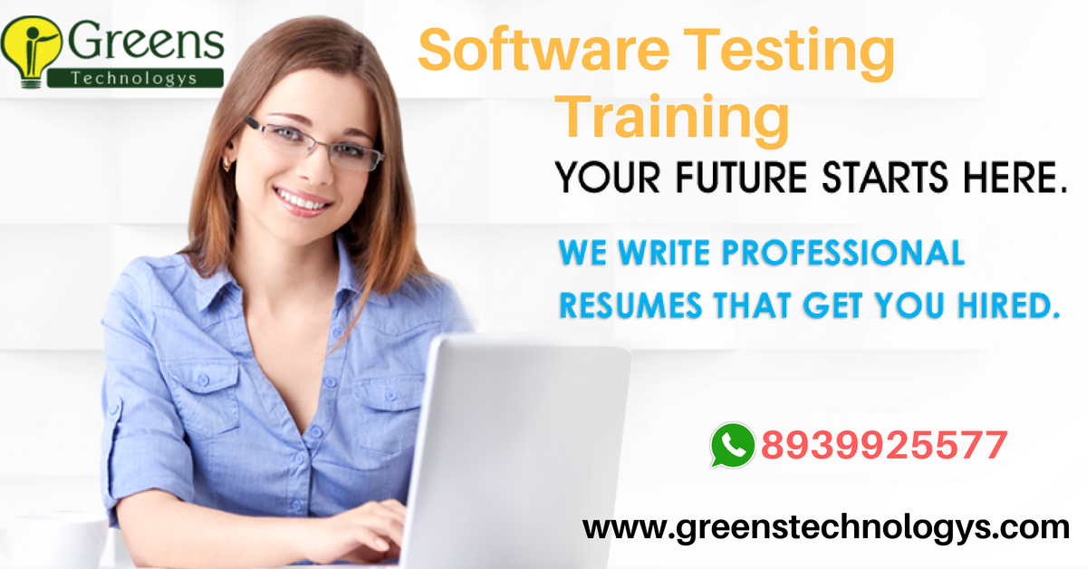 greenstechnologys is the leading best  softwaretesting