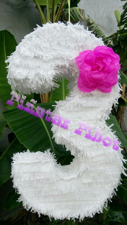 Piñata numero 3. Elegante