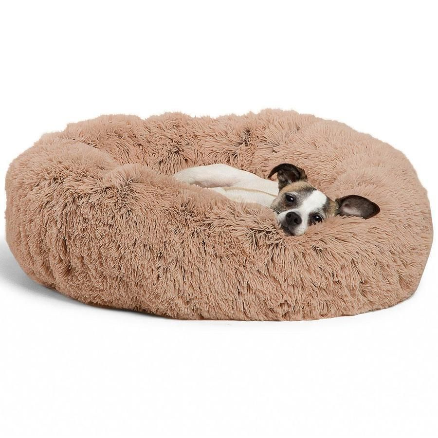 Comfy Calming Pet Bed In 2020 Cat Bed Cool Dog Beds Dog Bed