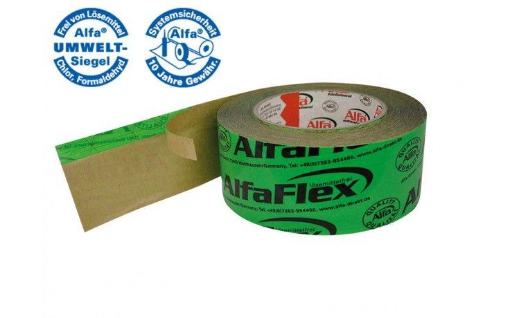 153 Alfa Flex mit geschlitztem Trennpapier Dachdecker