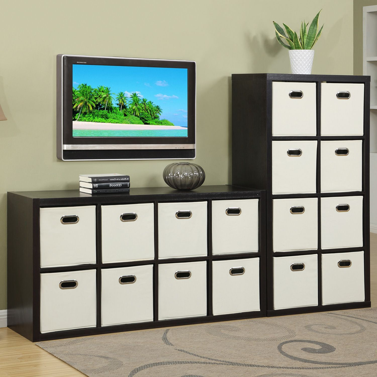 Eight cube room organizer cool stuff to buy room - Cool things to buy for your room ...