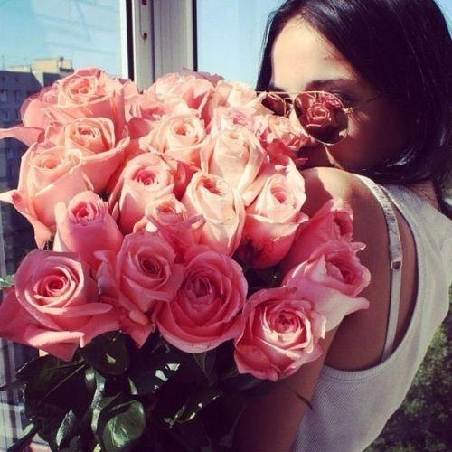Flower Roses Pinterest: Girl Loves FLOWERS On Pinterest