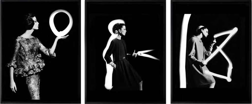 Dorothy, Paris, 1962 © William Klein: Black and Light / Hackelbury Fine Arts