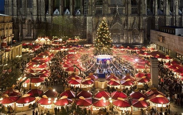 German Christmas markets? They're not magical - just naff | German ...