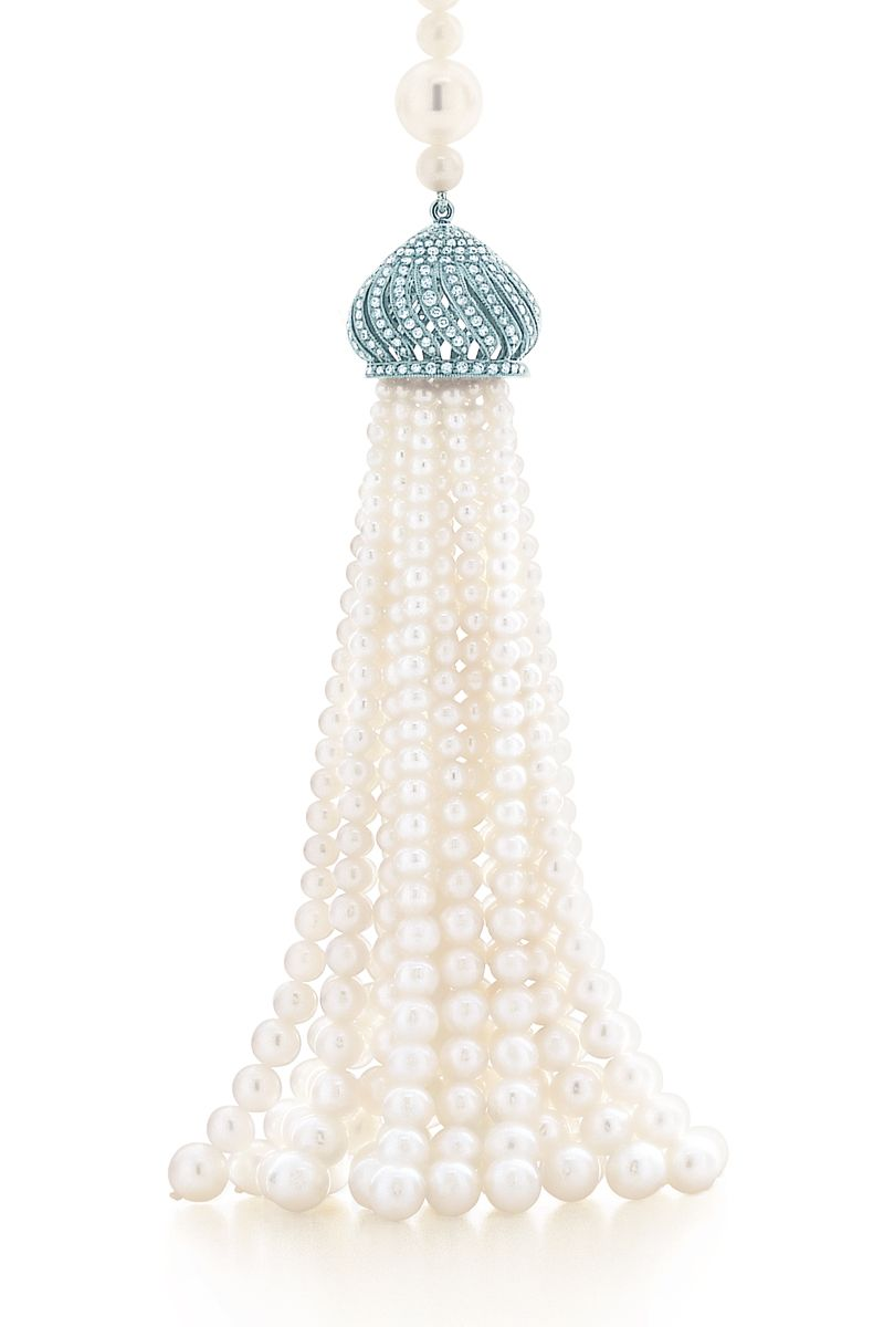 Tiffany And Co Pearl Jewelry