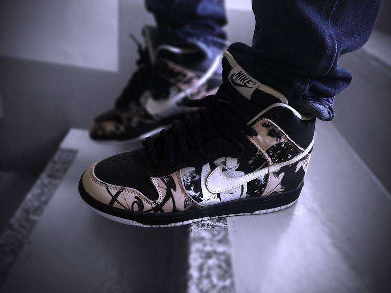 premium selection 39135 cd59e Nike SB Dunk High