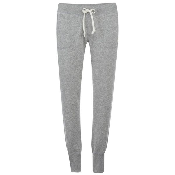 d964c4913a4826 Converse Women s Signature Joggers - Vintage Grey Heather ( 45) ❤ liked on  Polyvore featuring