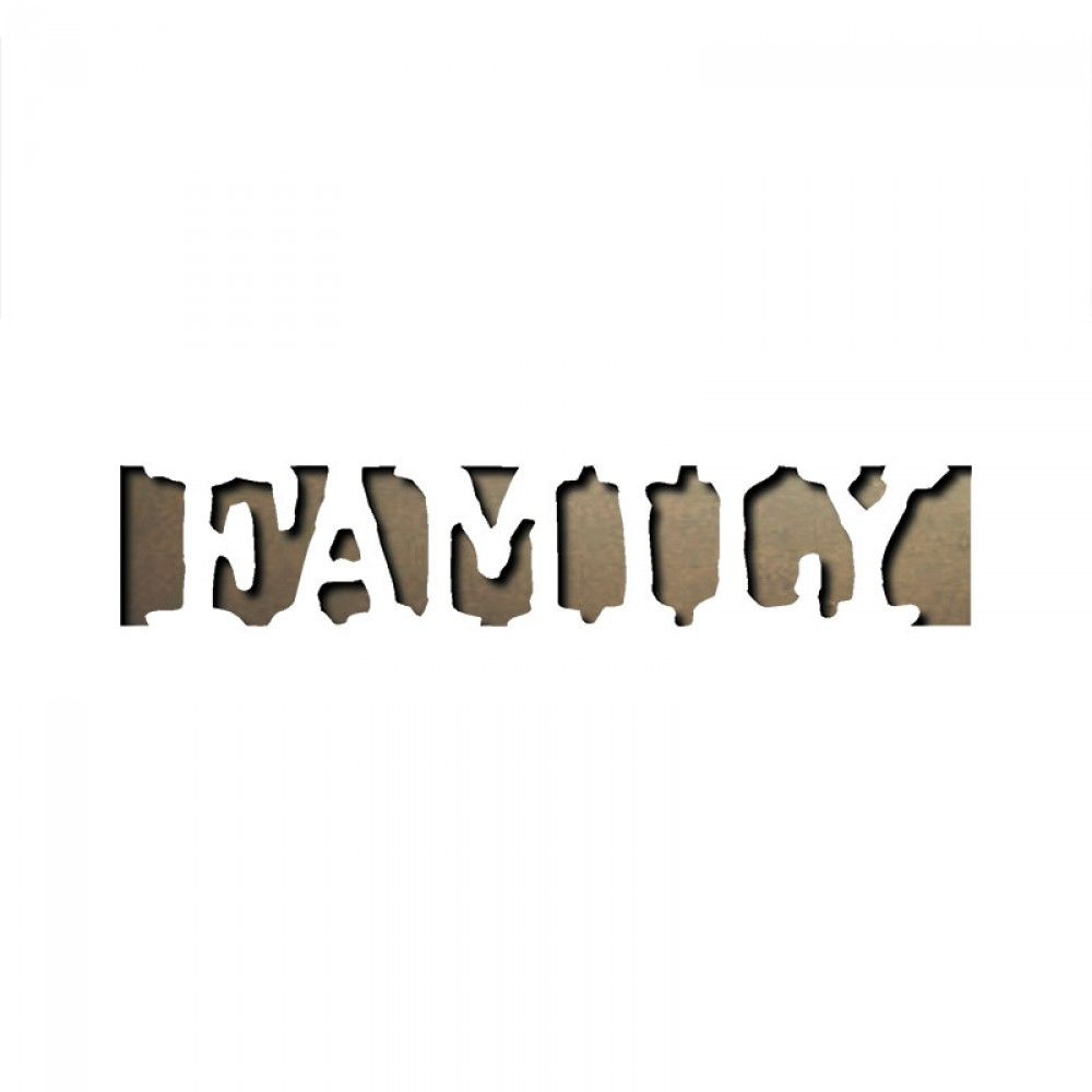 Sizzix Movers & Shapers Magnetic Die - Family