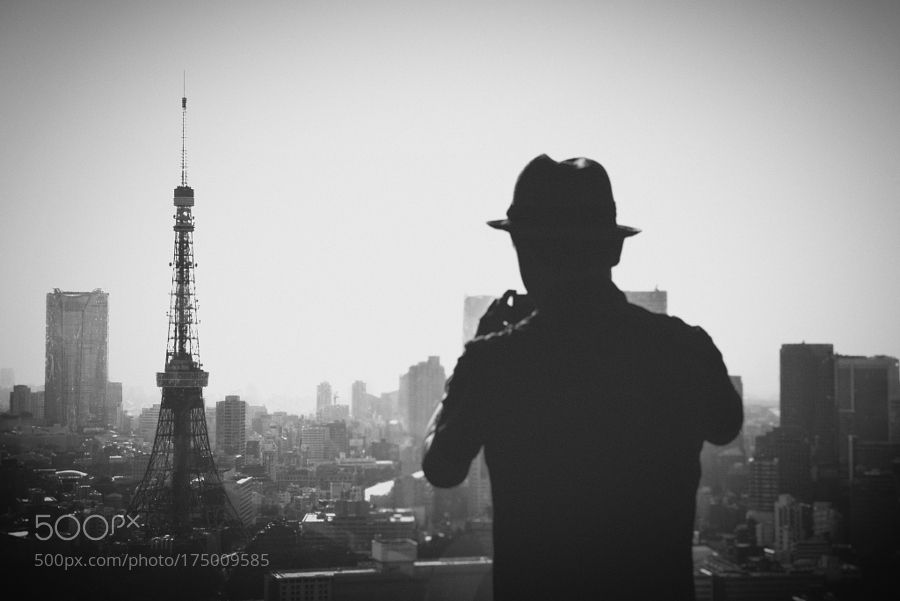 Tokyo tower by tomorca