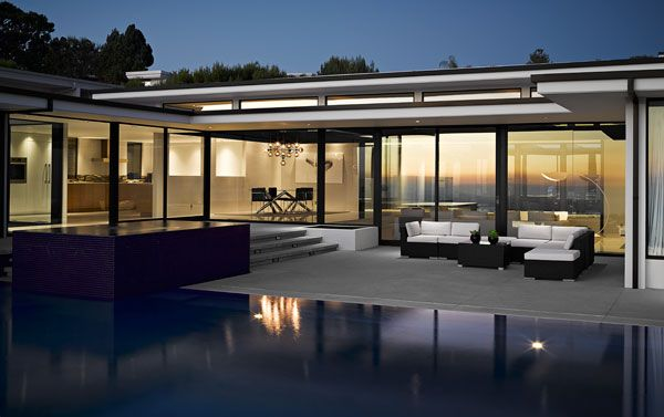 Vera Wang S L A Story Photos Of Vera Wang S Hollywood Home