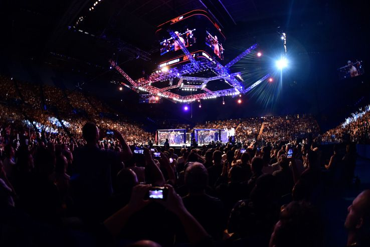 Amazon prime video will now show payperview ufc fights