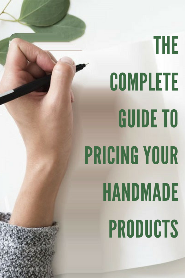How to Price Your Products craftsaleitems Craft pricing