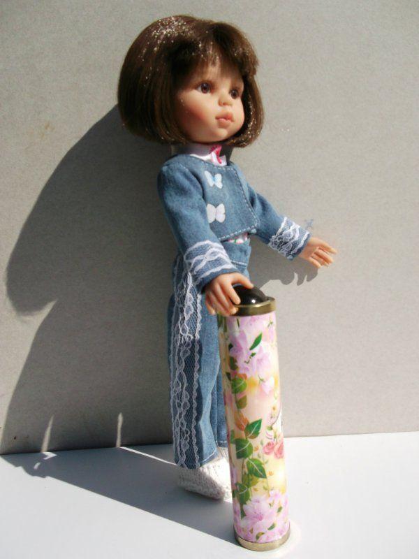 Denim sukienki ... / Moda Dolls - własnymi rękami, i nie tylko / Beybiki. Lalki Zdjęcie. Odzież dla lalek