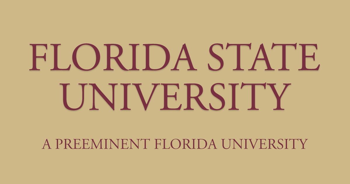 FSU, designated a preeminent university in the state of