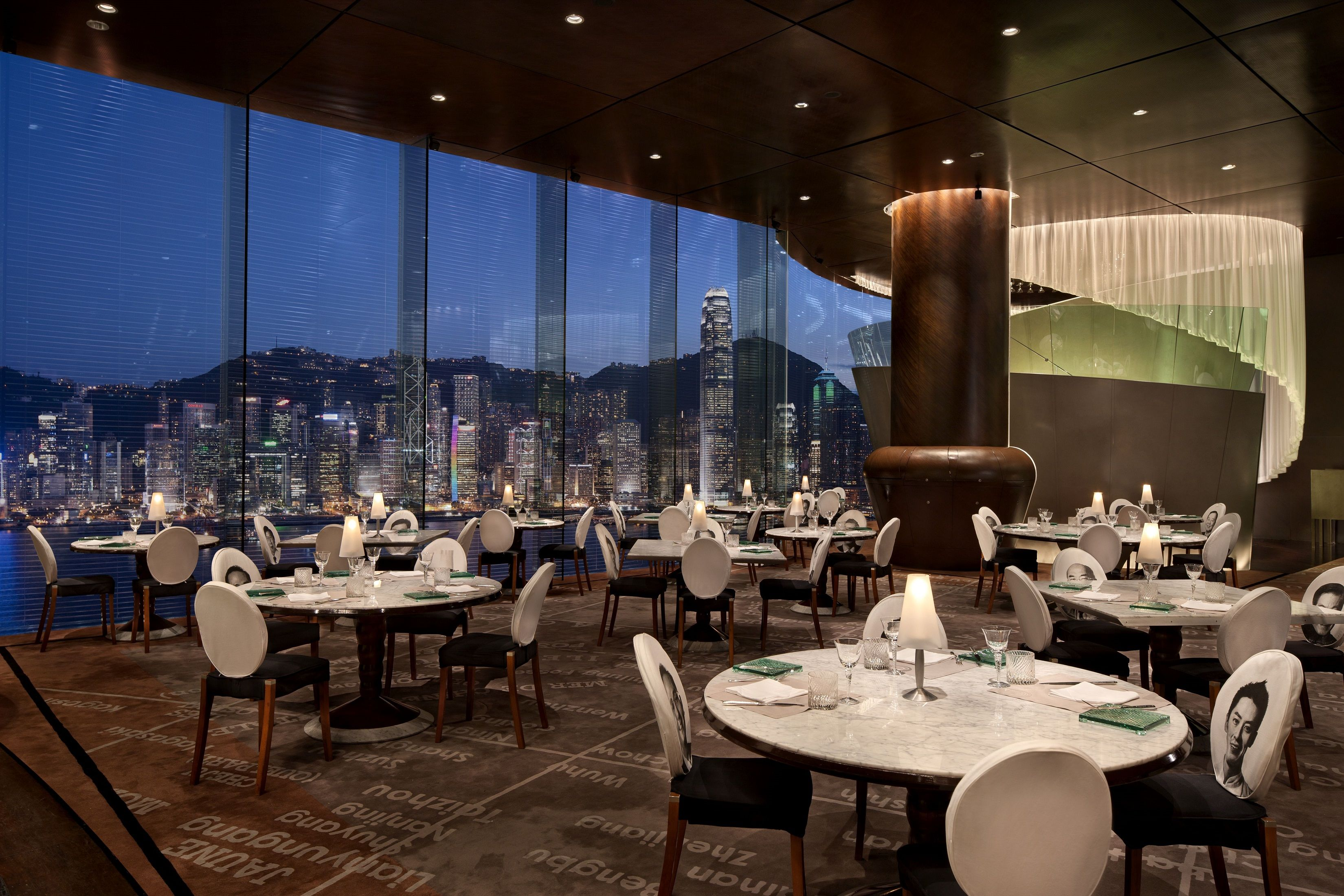 Fine Dining At The Luxurious Peninsula Hongkong Felix