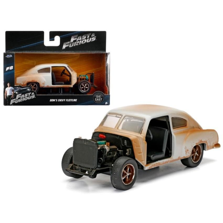 Doms Chevrolet Fleetline Fast Furious F8 The Fate Of The Furious