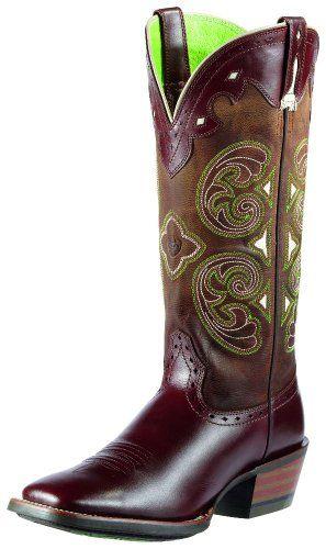 50e9d00b836e2 Amazon.com: Ariat Women's Madrina Boot: Shoes | Barefoot no more ...