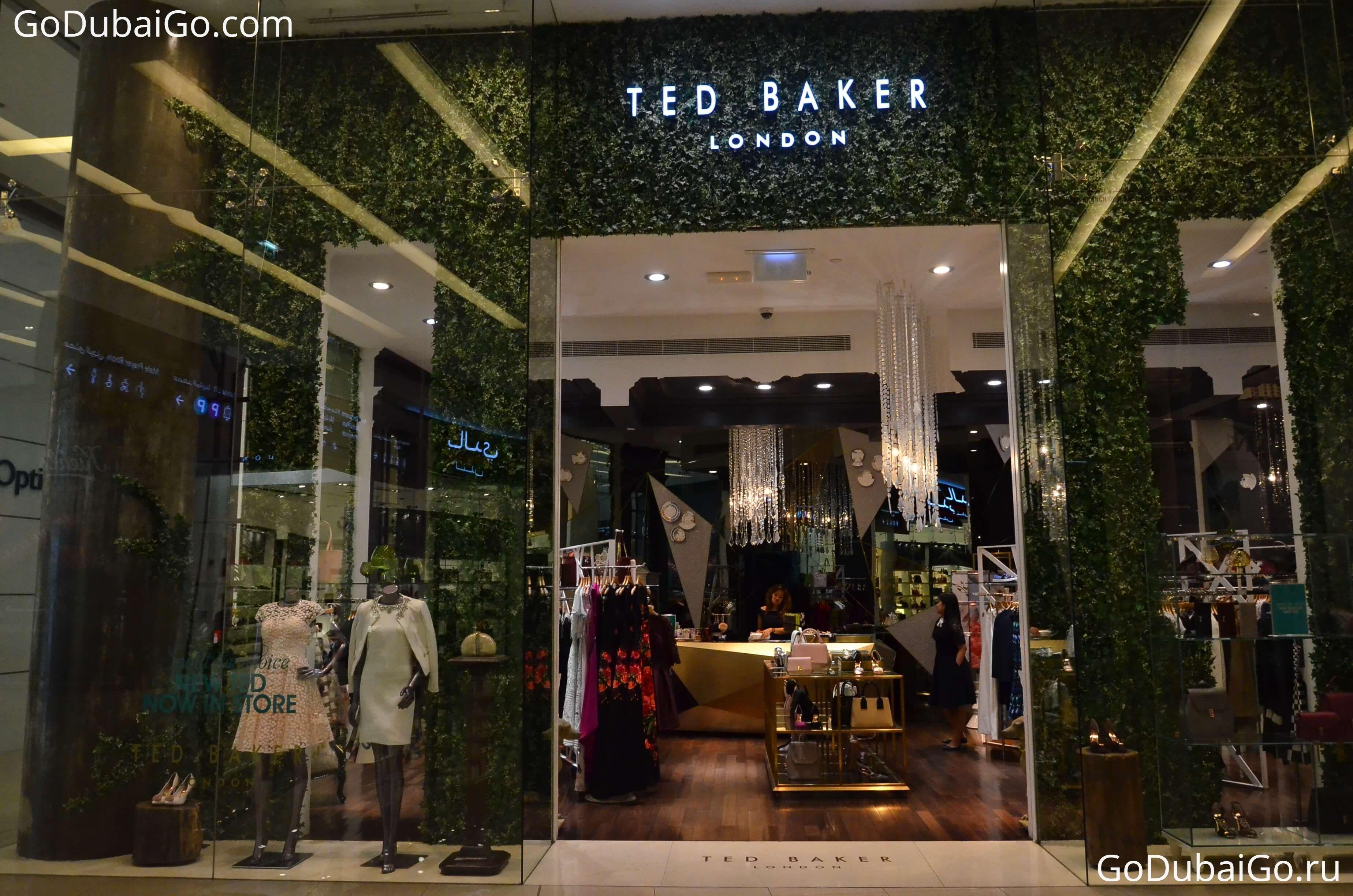 283a4b6f589534 TED BAKER Marina Mall(Women)